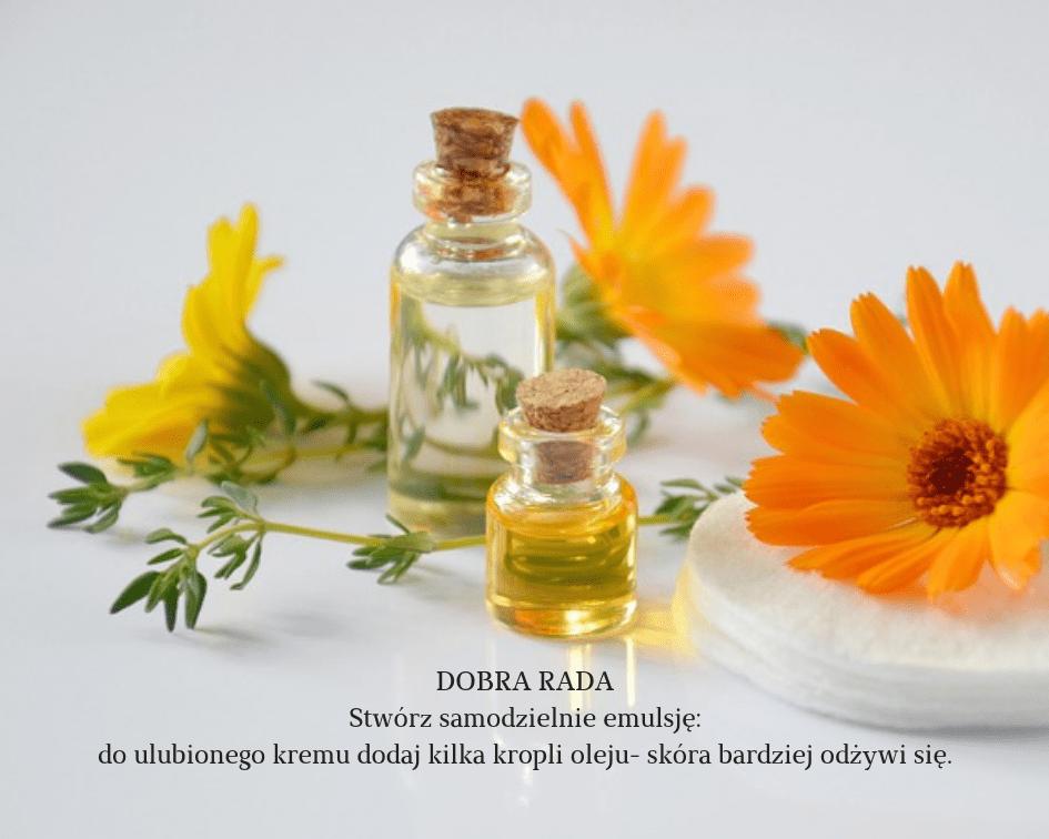 olejowa pielęgnacja skóry suchej